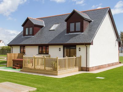 Photo for 4 bedroom accommodation in Southerness, near Dumfries