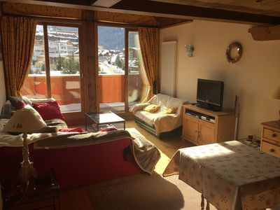 Photo for charming apartment sleeps 8 magnificent views
