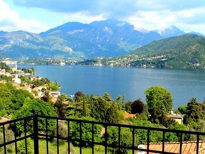 Photo for Casa Panorama Dieci: A characteristic and welcoming apartment situated at a short distance from the shores of Lake Como, with Free WI-FI.
