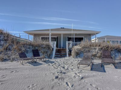 Photo for Rare Opportunity:  Week of 7/27 - 8/3 Available!  Ocean Front Living NORTH