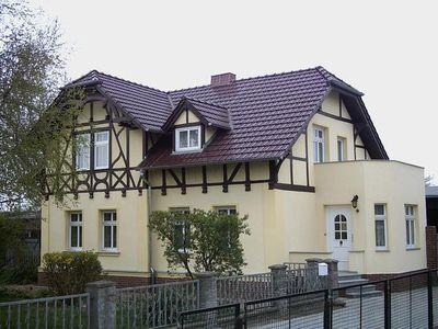 Photo for Apartment Manschnow for 3 - 5 people with 3 bedrooms - Historic Building