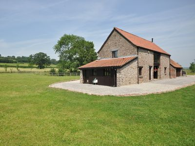 Photo for 4 bedroom Barn in Chepstow - 52371