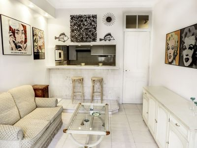 Photo for Apartment Le Concordia  in Nice, Cote d'Azur - 2 persons, 1 bedroom