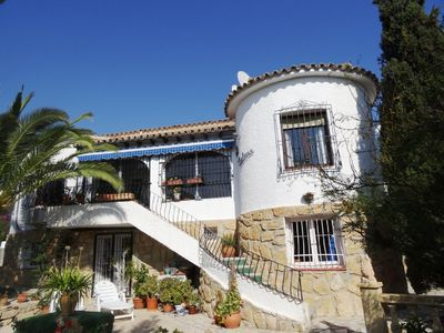 Photo for VILLA CARLENA, COSTA BLANCA, 2-10 PERS, PRIVATE POOL, 200M FROM BEACH, AIRCO
