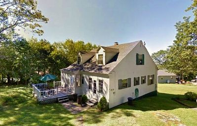 Photo for Walk to Town from This Roomy Boothbay Harbor House