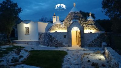 Photo for The imperialism of the Imperials - Magnificent renovated trullo in Puglia