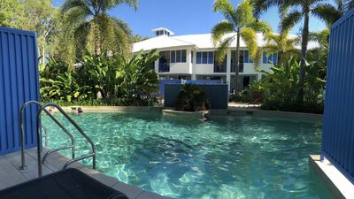 Photo for Lagoons Studio Swim out with Heated Pool