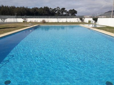 Photo for Apartment with Pool, Near Sea, in Esposende - Portugal