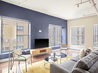 Sonder | Financial District | Stunning 2BR
