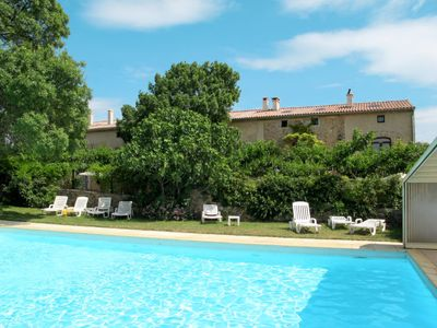 Photo for Apartment Terres de St. Hilaire - Ciboulette (OLL106) in Ollieres - 9 persons, 4 bedrooms