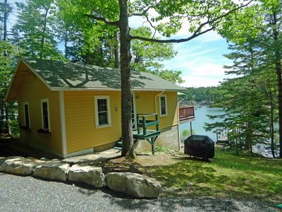 Photo for Classic Waterfront Cottage