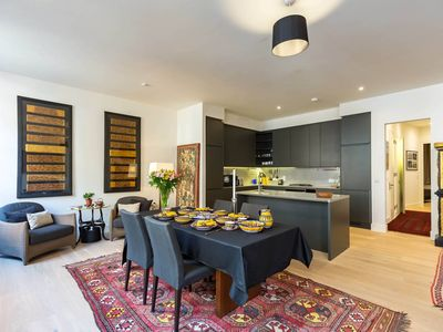 Photo for Luxury & Spacious Home in Central London, 4 guests