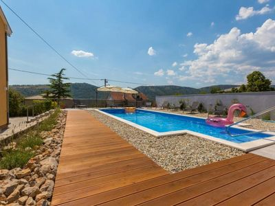 Photo for Holiday house Bribir for 6 - 8 persons with 4 bedrooms - Holiday house