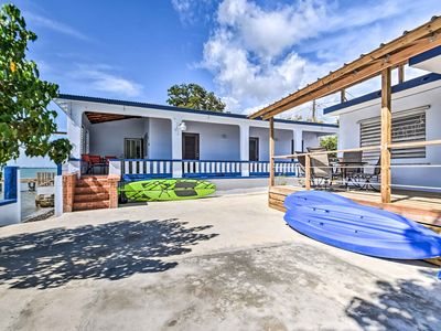 Photo for NEW! Oceanfront Playa Salinas Villa w/Large Patio!