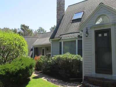 Photo for 1105 Samoset Road (ID #141847) ~ Lovely 3 bedroom ~ Central A/C ~ .06 to First Encounter Beach