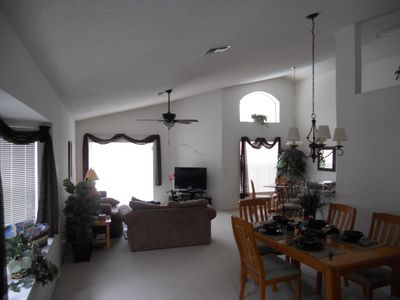 Photo for 'Be Our Guest' at  Our Beautiful 4BR 3 BA Villa Close to Disney-