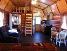 1BR Cabin Vacation Rental in Atwood, Oklahoma