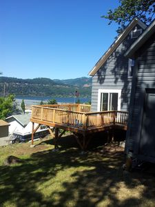 Photo for Downtown HR Charming 3 BR Home w/ 180 River Views