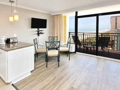 Jump into Summer! 1BD Amazing Oceanview!