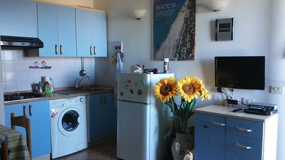 Photo for 1BR Apartment Vacation Rental in Badesi, Sardegna