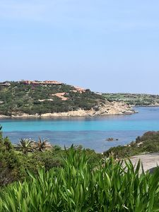 Photo for Porto Cervo, a stone's throw from the sea in a green residence with an elegant swimming pool