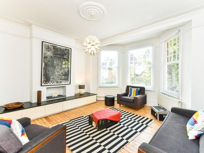Photo for NEW Gorgeous 4 Bedroom Flat Muswell Hill Broadway