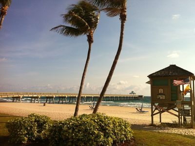 Photo for Ocean Drive (A1A) Beach House 3-bed/3-bath with Hot Tub – Pet Friendly