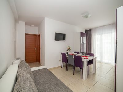 Photo for Luxury Two Bedrooms Apartment in Makarska A7