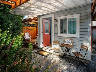 Photo for Southwest Portland Tiny House - Near The MAX, Walk-able To Many Restaurants, Bars, One Block to Par
