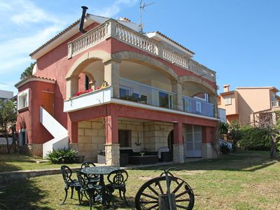 Photo for Gorgeous villa with superb sea views close to the beach