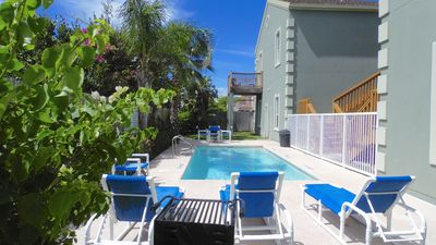 Photo for Ground Floor, Pet Friendly & Steps from the Beach!