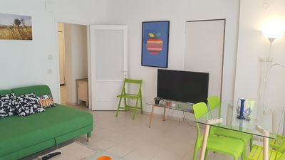Photo for Rent apartment Central Tel Aviv in a culture  and health zone