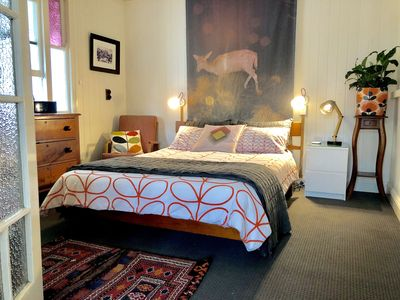 Photo for Delightful Inner City Pet-friendly Family Cottage