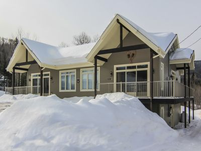 Photo for Chalet B to rent Mont-Édouard