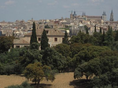 Photo for Splendid country house overlooking Toledo - 2016 Gastronomic Capital of Spain