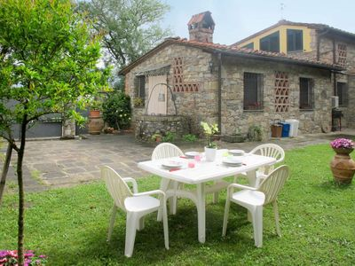 Photo for Sant'Andrea di Compito Holiday Home, Sleeps 4 with Air Con