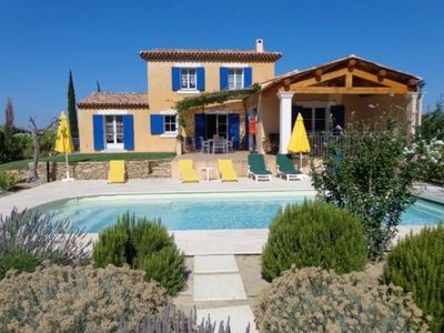 Photo for 2010 Villa comfortable, air conditioned, private heated pool in prime location