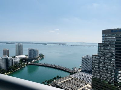 Photo for Luxury 2/2 Apartment ocean & city views at Miami Brickell ! Great location
