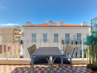 Photo for Apartment Vacation Rental in NICE
