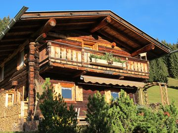 Holiday cottage on first 300 m, fantastic location in the Kitzbühel Alps