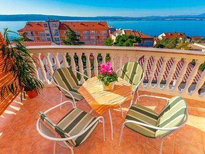 Photo for Apartment / app. for 6 guests with 55m² in Crikvenica (51197)