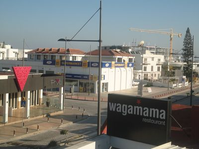 Photo for VERY BIG 3 BEDROOMS AYIA NAPA CENTRE PENTHOUSE APARTMENT WITH HUGE VERANDA