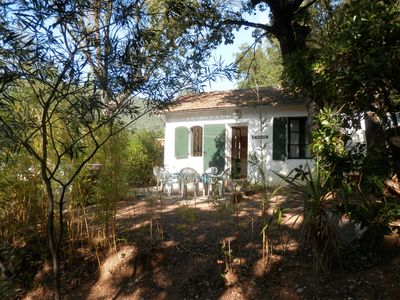 Photo for Villa in family property, with trees