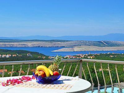 Photo for Vacation home Panorama  in Crikvenica/Jadranovo, Kvarner - 8 persons, 4 bedrooms