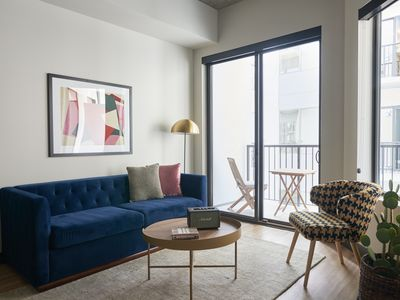 Photo for Sonder | Mill Ave | Calming 1BR + Laundry