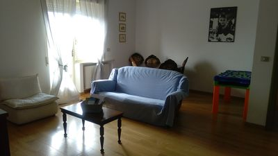 Photo for Large apartment 10 km drive from the sea