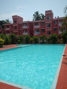 Photo for (F1) Fully Furnished 1 Bedroom Apartment in Benaulim in South Goa Near the Beach