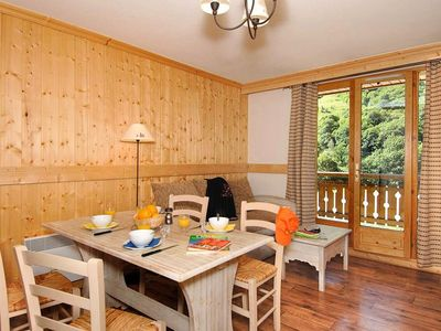 Photo for Odalys Residence Les Chalets de l'Arvan II *** - 4 rooms 8/9 people