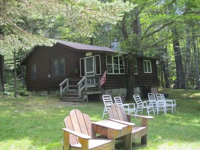 Photo for 2BR Cabin Vacation Rental in Rumney, New Hampshire