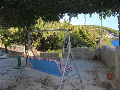 Photo for Secluded fisherman's cottage Cove Rasohatica, Korčula (K-9233)